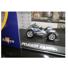 Peugeot Quark Concept Car