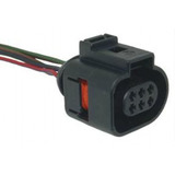 Conector Borboleta Eletrônica Toda Linha Fiat, Vw, Renault