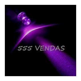 20 Leds Neon Uv Luz Negra Tuning Ultravioleta Frete Grátis