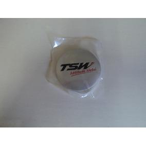 Emblema Para Roda Tsw 40mm