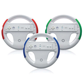 Volante Memorex Racing Wheels Cores Nintendo Do Wii Ou Wii U