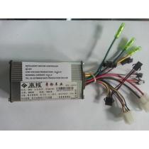 Controlador Elétrico Para Bicicleta Elétrica 36v,48v E 60v
