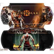 God Of War Skin P Sony Psp Slim / Is Tech Skin