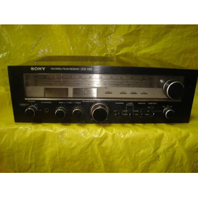 Receiver Sony Str-11bs - Radio C/ 4 Fx - Preto - Impecavel .