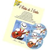 Método O Violão De 7 Cordas - Livro De 146 Pgs Com 2 Cds