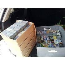 Cartoes Telefonicos - Lote 5,000 Cartoes Comece Uma Coleção
