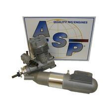 Motor Glow - Asp 52a - 2 Tempos - Rolamentado