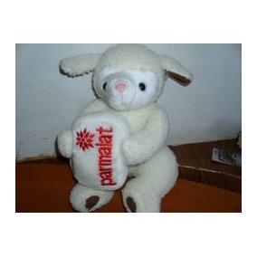 Pelucia Da Parmalat (ovelhinha)