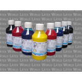 Tinta Látex Para Uso Epson 270 Ml R$99.00 -world Jet Machine