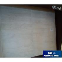Porcelanato Alberdi Ferrara Bianco 60x60 1° Calidad