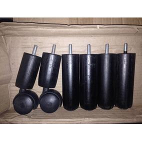 Pés Kit 4x2 12cm De Altura - Cama Box E Baú - Solteiro