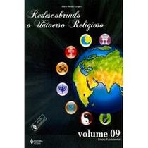 Livro Redescobrindo O Universo Religioso Vol 09 Ed:vozes