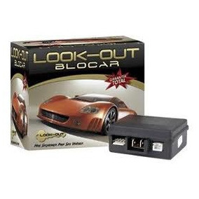 6 Bloqueador Automotivo Look Out Blocar Corte Combustivel