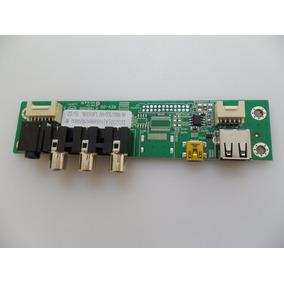 Placa Lateral Tv Lcd Semp Lc3255(a)wda (e168066)