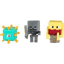Minecraft Coleccionables Figuras Set K (3-pack), Serie 3