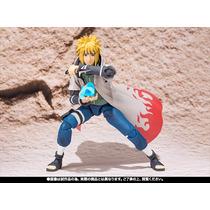 Naruto Sh Figuarts Minato Tamashi Web Exclusive