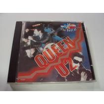 Cd - 2 Em 1 The Best Of Queen U2