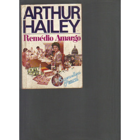Remédio Amargo-arthur Hailey-supersellers Record