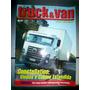 Revista Truck E Van Caminhão Vw Constellation Bongo Carga