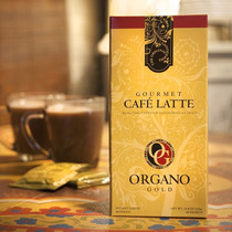 Cafe Latte Organo Gold