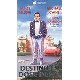 Vhs - Destino Em Dose Dupla - James Belushi