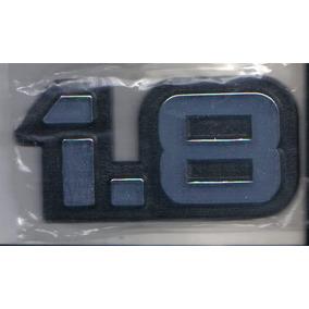 Emblema 1.8 Aplicação Escort Belina Pampa +brinde