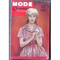 Revista Mode Charmante 74 Modelos Fotografados Moda Costura