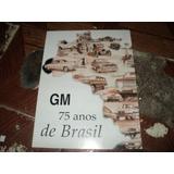 Gm 75 Anos Poster 60x80cm