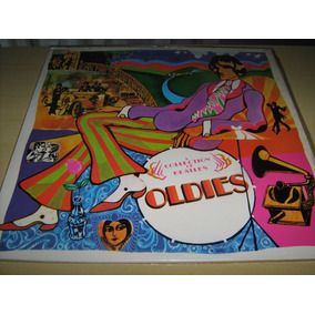 Lp Vinil The Beatles - Oldies But Goldies / Sem Uso - Raro!