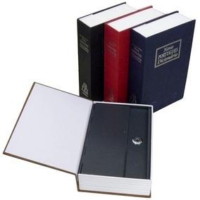 Cofre Camuflado Em Formato De Livro Dicionário Grande