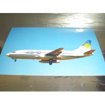 ( L - 380 ) F - 93 Fotografia Avião 737-200 - Lapa