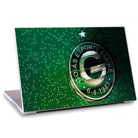 Skin Adesivo Notebook Goiás Futebol Logo Time Skdi4501