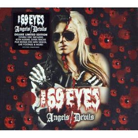 Cd/dvd The 69 Eyes Angels/ Devils (import) Novo Lacrado