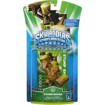 Boneco Skylanders Spyros Adventure Stump Smash Xbox 360 Ps3