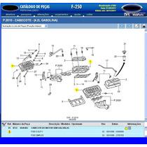 Cabeçote D Motor 4.2 Gasolina F250 98a03