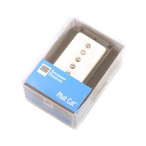 Captador Seymour Duncan Phat Cat Soap Bar Sph90-1b Ponte Níq