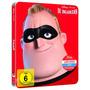 Blu-ray - Os Incríveis - Steelbook Collection Disney Pixar