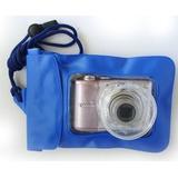 Bolsa Estanque Câmeras Digitais / Capa A Prova D
