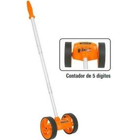 Odometro Doble Rueda De Poliuretano 4 Pulgadas Truper 15830