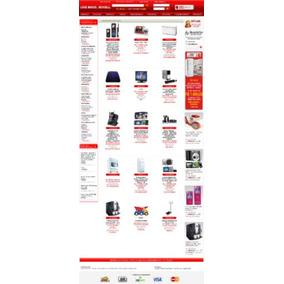 Loja Virtual E-commerce Profissionais Grandes Lojas + Bonus