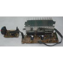 Placa De Potencia Som System Panasonic Ak300