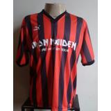 Camisa Iron Maiden Futebol