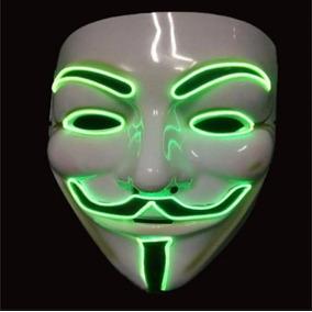 Mascara V De Vingança -mais 1 Gel Neon Fluorescentes
