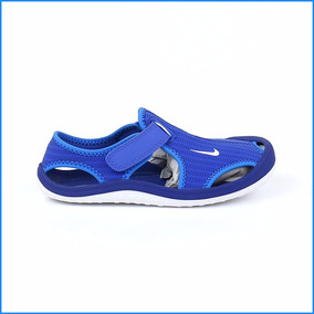 Sandalias Nike Sunray Protect 4 Para Niños Tallas 28-34 Ndpp