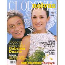 Revista Clodovil Noivas - Gabriela Duarte