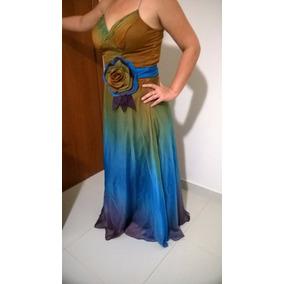 Vestido De Festa Patchoulee - Usado 1 Vez! - Lindíssimo!!!