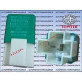 Relay 90987-03003 Toyota Corolla/camry. Electroventilador