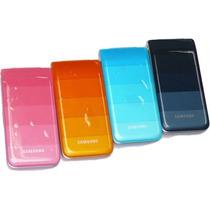 Samsung Anycall Gt-s5520 Nori Gsm Telefono Celular 3g