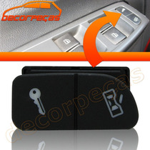 Botão Interruptor Trava Portas Fox Crossfox Spacefox 03 A 09