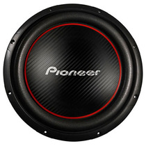 Subwoofer Pioneer Tsw 304r (12 Pols. / 300w Rms) C/ Nf